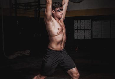 Trening split na siłownię